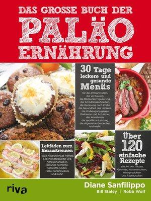 cover image of Das große Buch der Paläo-Ernährung
