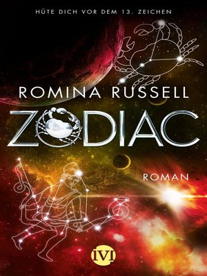 cover image of Serie Zodiac, Buch 1