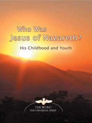 cover image of Who Was Jesus of Nazareth?