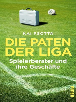 cover image of Die Paten der Liga