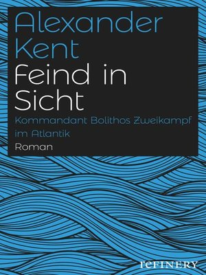 cover image of Feind in Sicht