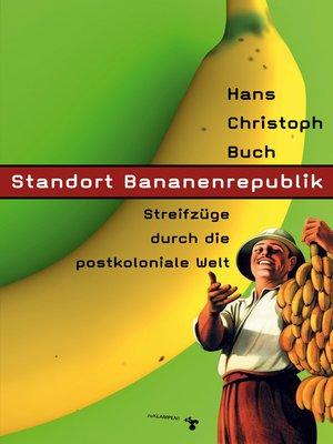 cover image of Standort Bananenrepublik