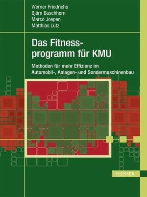 cover image of Das Fitnessprogramm für KMU