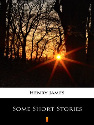 cover image of Some Short Stories