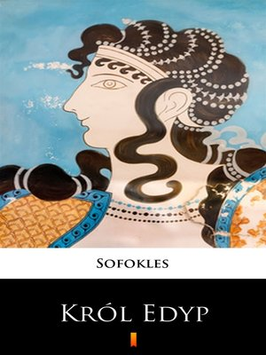 cover image of Król Edyp