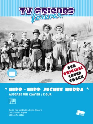 cover image of Hipp--Hipp Juchee Hurra