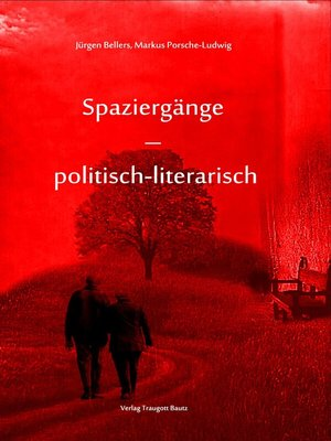 cover image of Spaziergänge -
