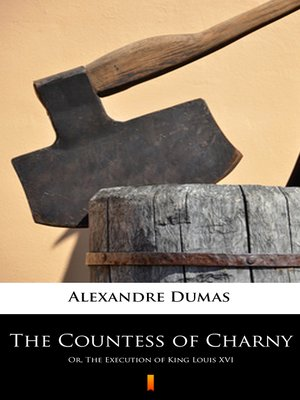 cover image of The Countess of Charny