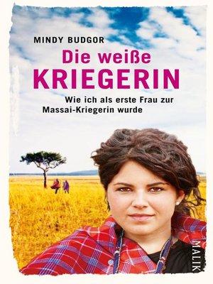 cover image of Die weiße Kriegerin