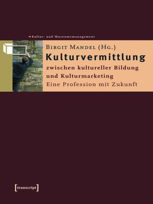 cover image of Kulturvermittlung