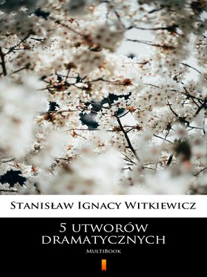 cover image of 5 utworów dramatycznych