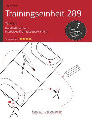 cover image of Handballbiathlon