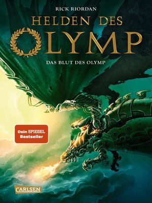 cover image of Helden des Olymp 5