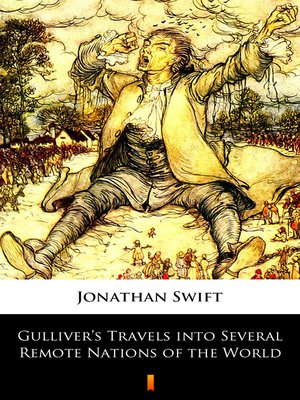 cover image of Gulliver's Travels into Several Remote Nations of the World