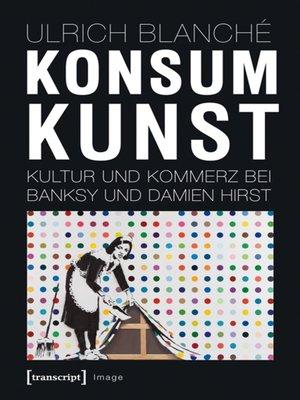 cover image of Konsumkunst