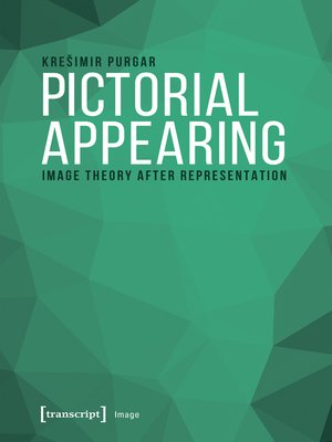 cover image of Pictorial Appearing
