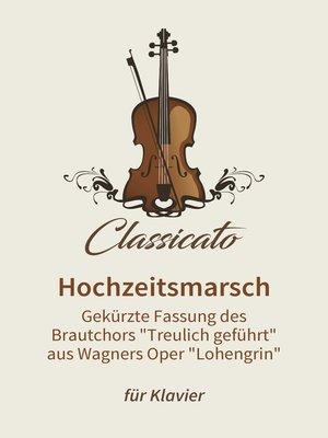 cover image of Hochzeitsmarsch