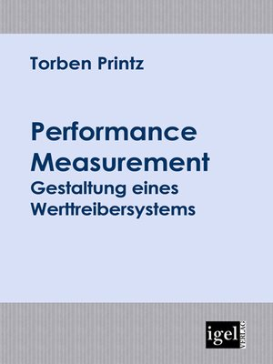 cover image of Performance Measurement