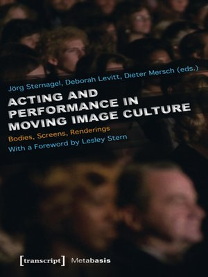 cover image of Acting and Performance in Moving Image Culture