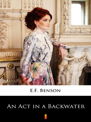 cover image of An Act in a Backwater