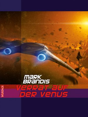 cover image of Serie Mark Brandis, Buch 2