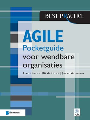 cover image of Agile--Pocketguide voor wendbare organisaties