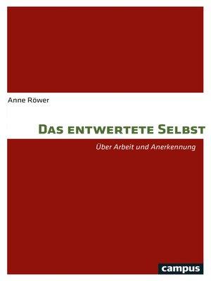 cover image of Das entwertete Selbst
