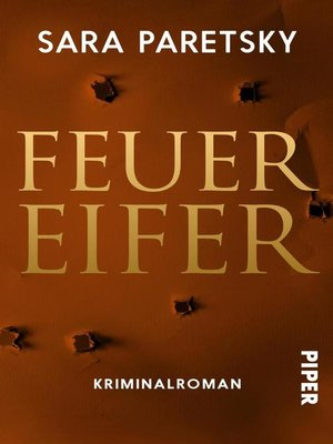 cover image of Feuereifer