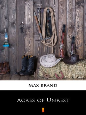 cover image of Acres of Unrest