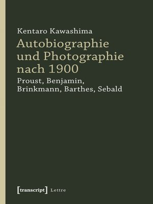 cover image of Autobiographie und Photographie nach 1900