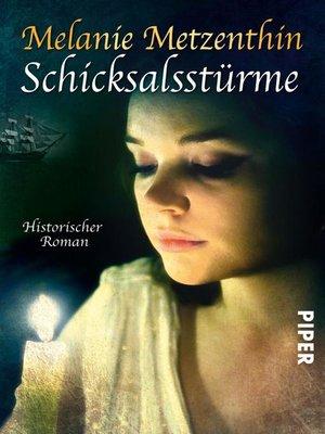 cover image of Schicksalsstürme