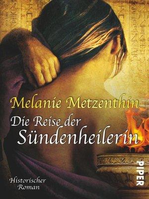 cover image of Die Reise der Sündenheilerin
