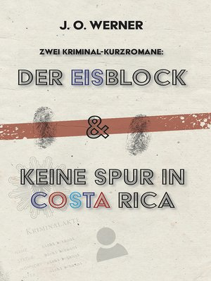 cover image of Der Eisblock & Keine Spur in Costa Rica
