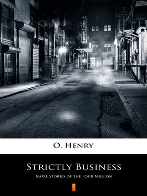 cover image of Strictly Business