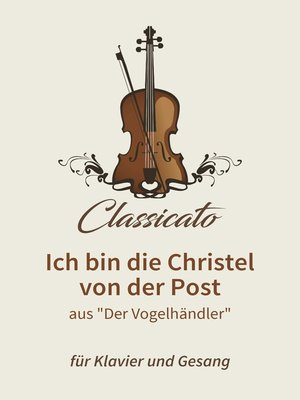 cover image of Ich bin die Christel von der Post