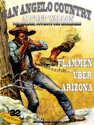 cover image of Flammen über Arizona