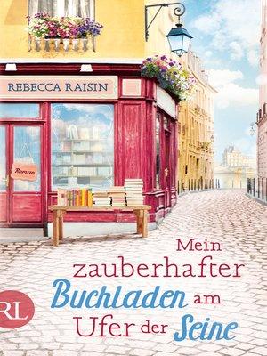 cover image of Mein zauberhafter Buchladen am Ufer der Seine