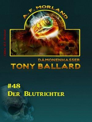cover image of Tony Ballard #48