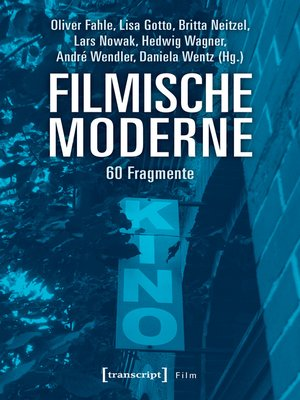 cover image of Filmische Moderne