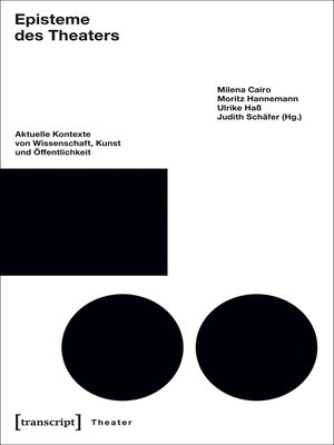 cover image of Episteme des Theaters