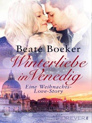 cover image of Winterliebe in Venedig