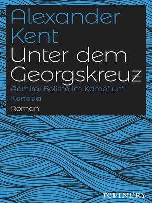 cover image of Unter dem Georgskreuz