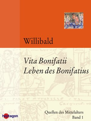 cover image of Vita Bonifatii