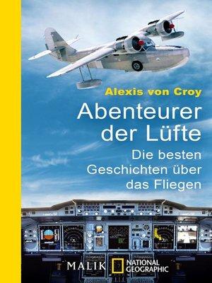 cover image of Abenteurer der Lüfte