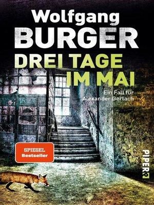 cover image of Drei Tage im Mai