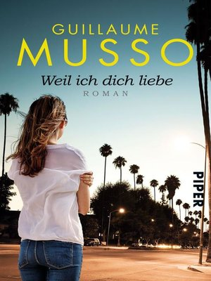 cover image of Weil ich dich liebe