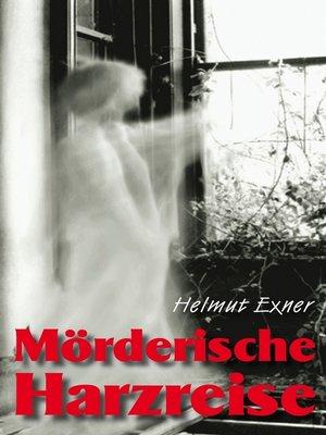 cover image of Mörderische Harzreise
