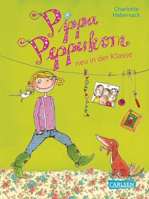 cover image of Pippa Pepperkorn 1