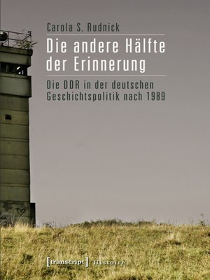 cover image of Die andere Hälfte der Erinnerung