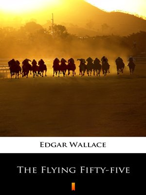 cover image of The Flying Fifty-five